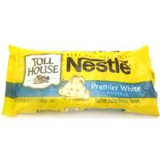 Nestle Toll House Premier White Chocolate Morsels - 340g, 12 oz